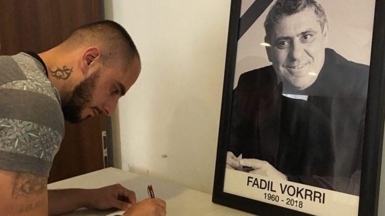 Gold AG për Fadil Vokrrin: Keq që po të vlerësojmë kur të humbëm