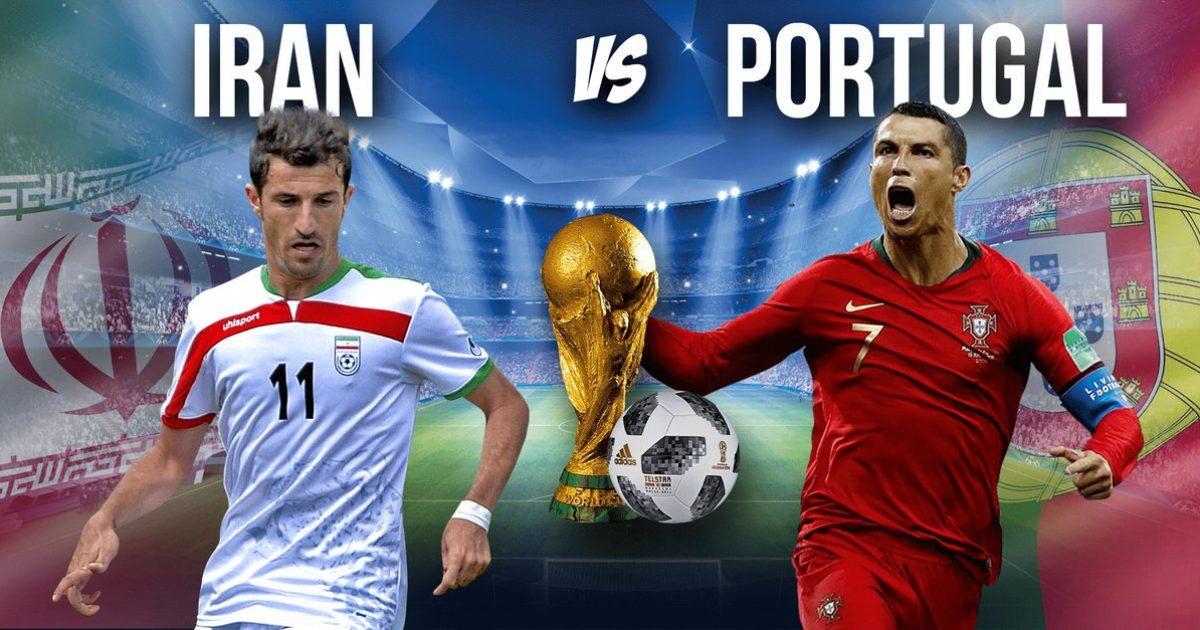 Formacionet zyrtare, Iran – Portugali