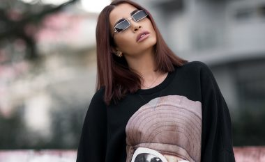 """Jonida Maliqi: """"N'errësirë"""" - drita që më riktheu pranë publikut tim"""