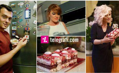 Në shtëpinë e këngëtarëve për festën e Bajramit: Përgatitjet e ëmbëlsirave dhe urimet e përzemërta të yjeve