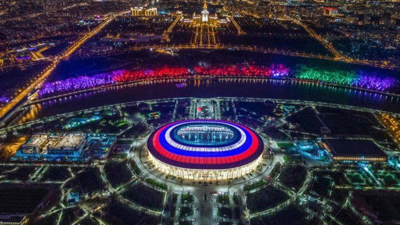 Luzhniki Stadium, Moskë