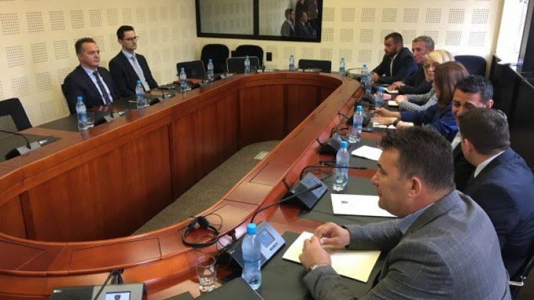 Maxhuni raportoi para Komisionit për mbikëqyrjen e AKI-së, s'ka të reja nga hetimi rreth dëbimit të shtetasve turq