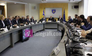 Qeveria Haradinaj 'dorëlirë' me harxhimin e buxhetit të shtetit
