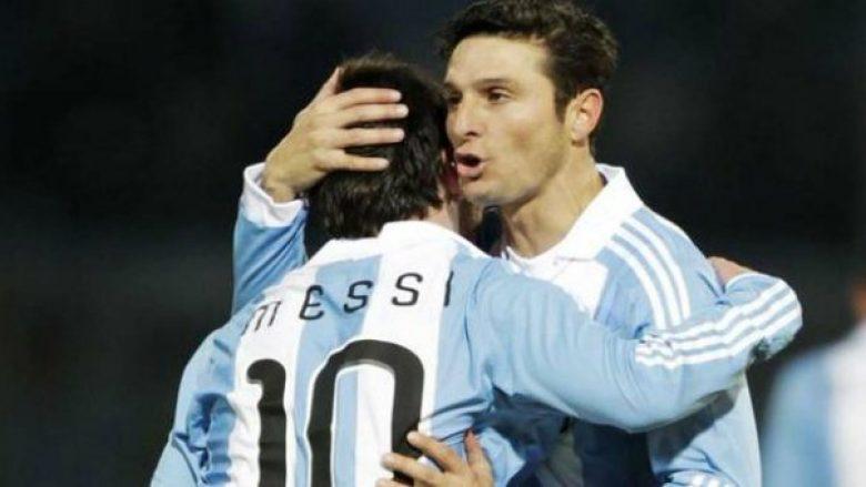 Zanetti: Presioni mbi Messin për të fituar Kupën e Botës është më i madh se kurrë