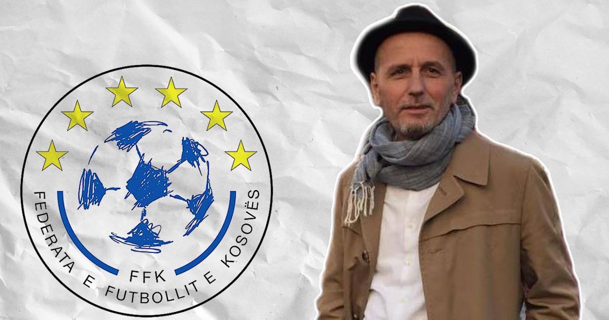 Flet dizajnuesi i logos  I kam ikur patriotizmit  por kosovarët e kanë një logo shumë ma të bukur se të Serbisë