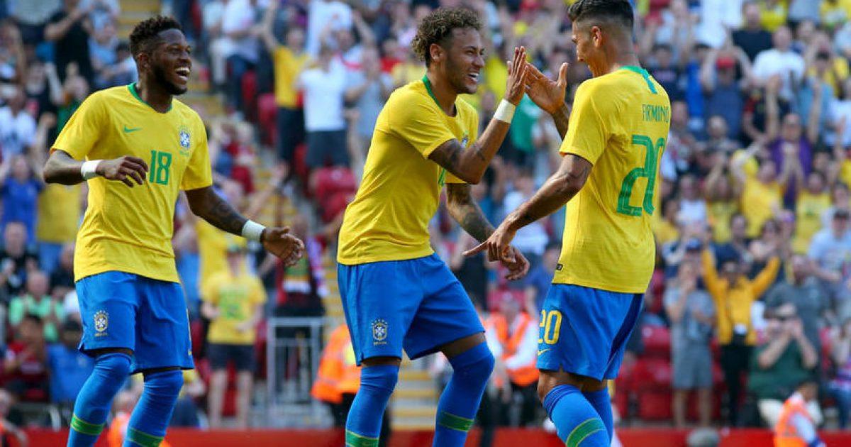 Vendi i dytë është i pavlerë – Rivaldo pranon se presioni është mbi Neymarin dhe Brazilin