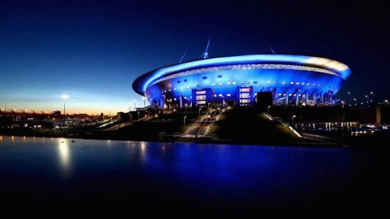 St Petersburg Stadium, St Petersburg