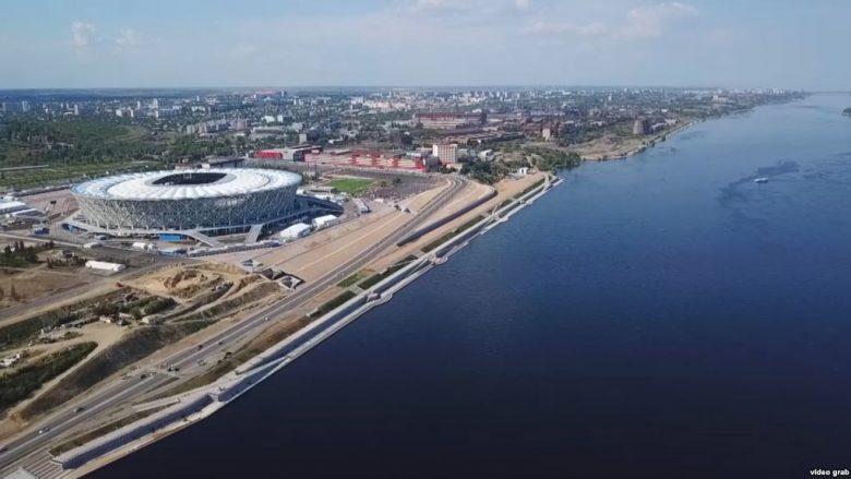 Dhjetë të vdekur nga përplasja e anijeve në Rusi