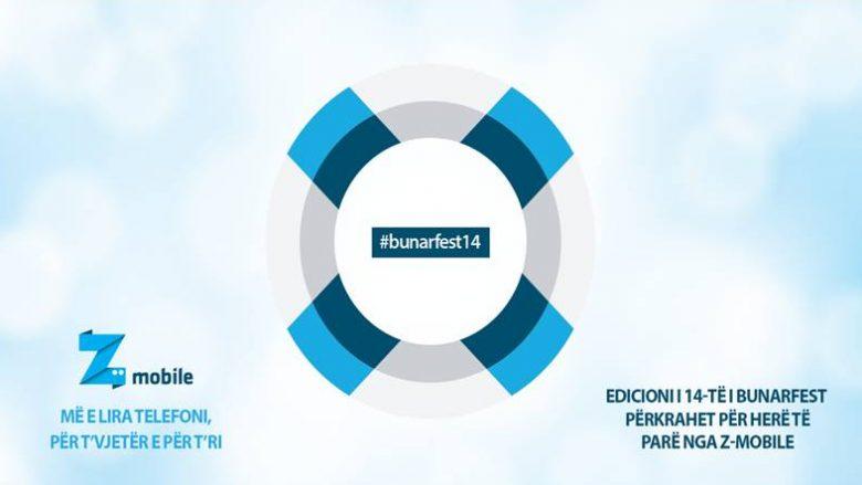 Z Mobile sponsorizon për herë të parë Bunar Fest'14
