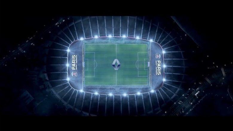 Renault zyrtarisht bëhet partner i Paris Saint-Germain