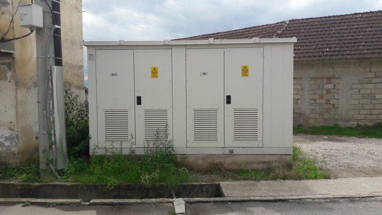 KEDS vendos rrjet të ri elektrik në Dujakë të Gjakovës