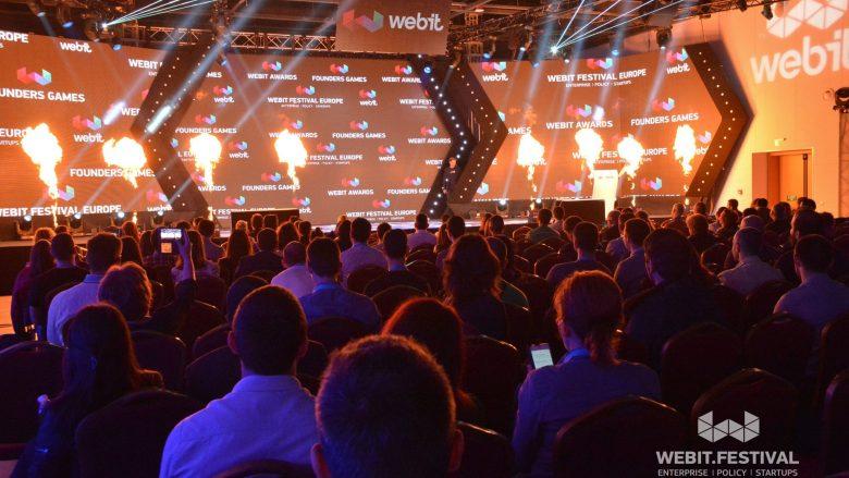 Është mbajtur konferenca më e madhe në Evropë Webit, pjesë e saj ishte edhe roboti humanoid Sophia