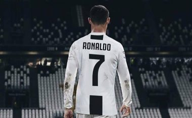 Juventusi plan ditor për prezantimin e Cristiano Ronaldos të hënën