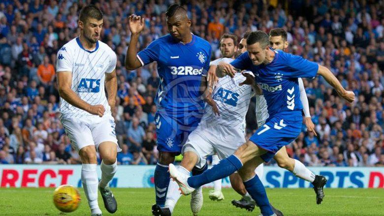 Shkupi pëson humbje nga Rangers