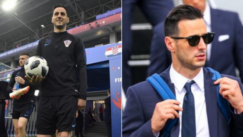 Humbësi më i madh i Kampionatit Botëror quhet Nikola Kalinic – Njeriu që refuzoi të futet në lojë si zëvendësues dhe u përjashtua nga ekipi kombëtar