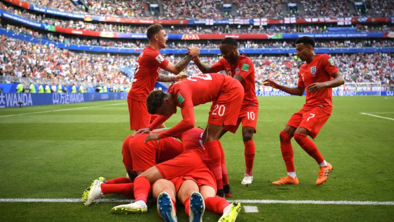 Anglia kalon në gjysmëfinale të Kupës së Botës pas fitores ndaj Suedisë