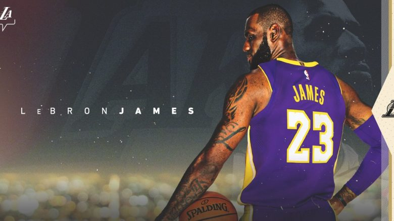 Zyrtare: LeBron James te Los Angeles Lakers