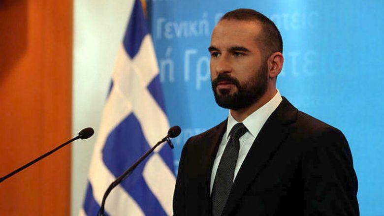 Tzanakopoulos: Marrëveshja e Prespës ka mbështetjen e shumicës në Kuvendin e Greqisë