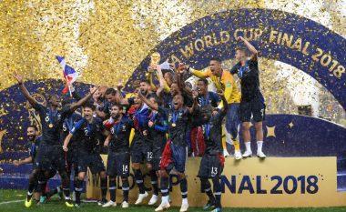 Vlera që lojtarët dhe Federata e Francës ka fituar nga triumfi në Botëror, jo keq edhe për Kroacinë