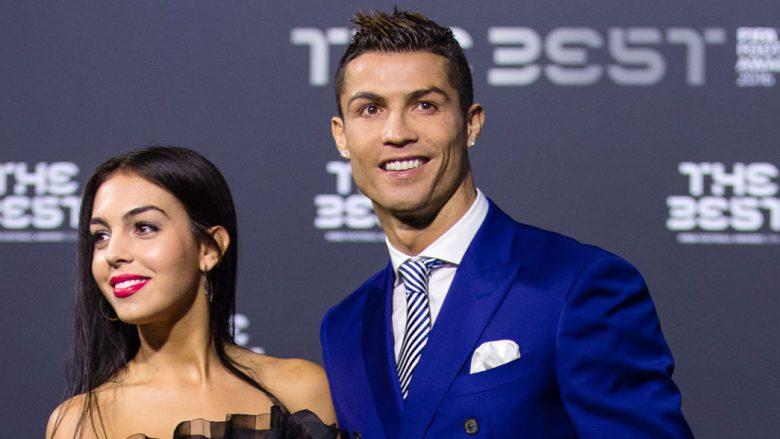 Georgina Rodriguez dhe Cristiano Ronaldo (Foto: Getty Images)