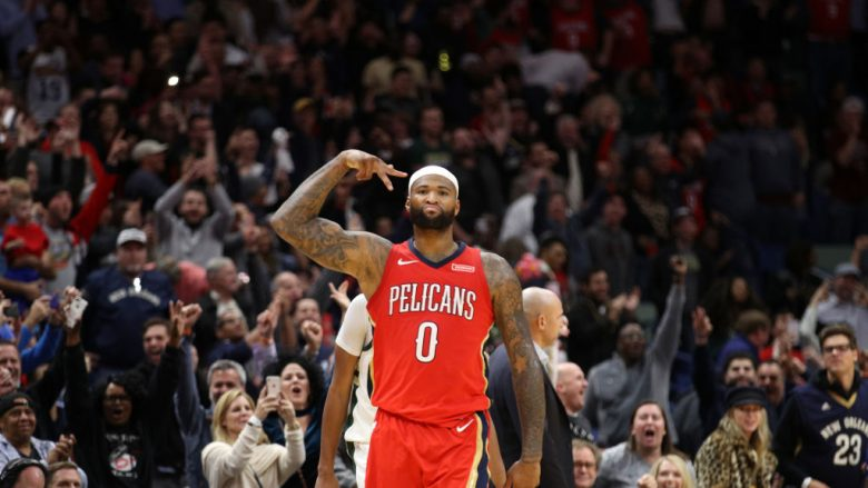 DeMarcus Cousins arrin marrëveshje me Golden State Warriors