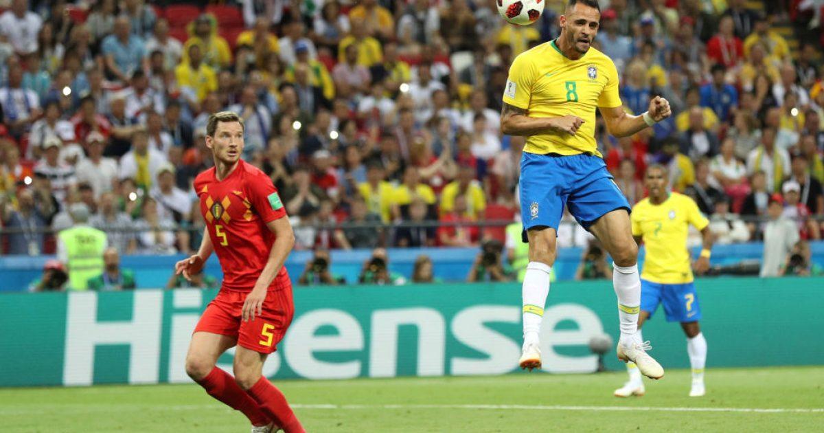 Brazili kthehet në lojë, shënon Agusto