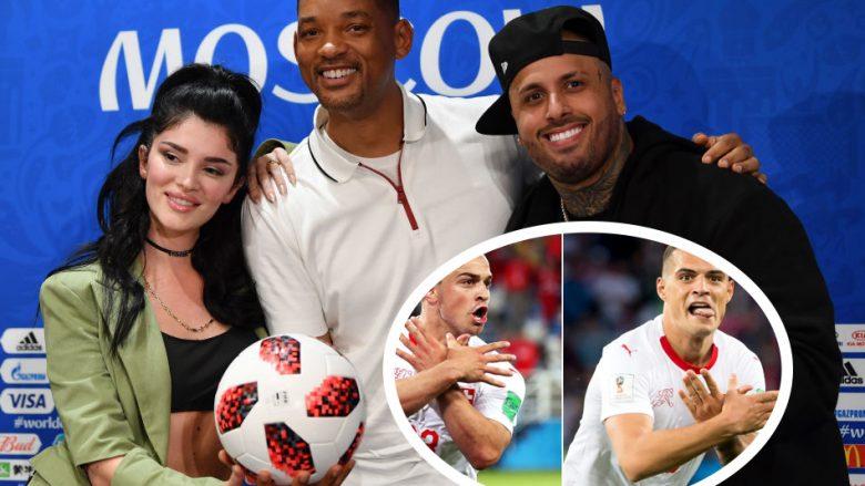 Era Istrefi midis Rusisë: Golat e shqiptarëve kundër Serbisë momenti më i bukur i Botërorit