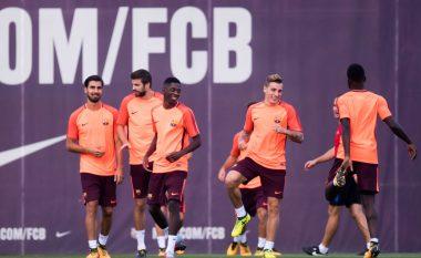 Fshesa e Barcelonës: Nga Gomes te Dembele, dhjetë lojtarët që mund të largohen këtë verë nga Camp Nou
