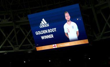 Kane fiton Këpucën e Artë, ndërsa Courtois shpallet fitues i Dorëzës së Artë