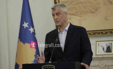 """Thaçi: Nuk do të lejojmë krijimin e """"Republika Srpska-s"""" në Kosovë"""