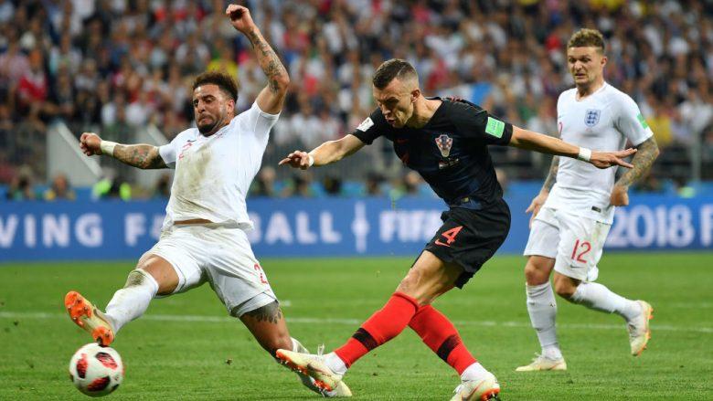 Kroaci-Angli, ndeshja shkon në vazhdime