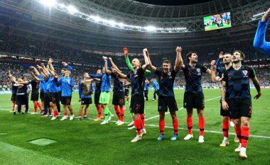 Kroacia bëhet shteti më i vogël nga viti 1950 që arrin finalen e Botërorit