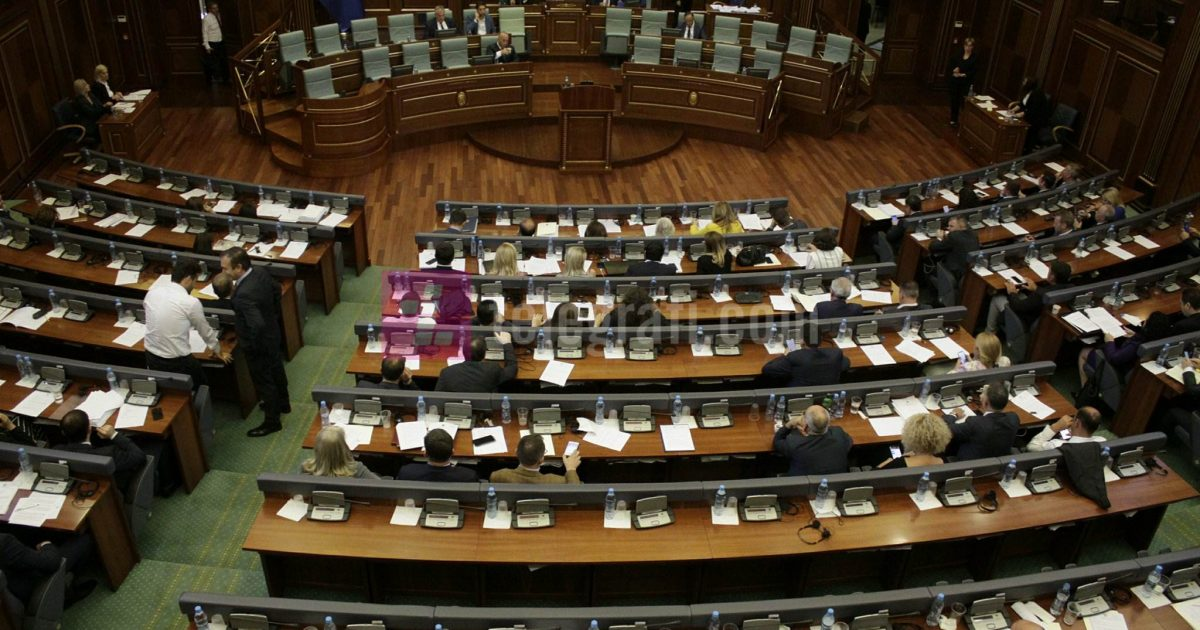 Kuvendi sot mban seancë të jashtëzakonshme për dialogun