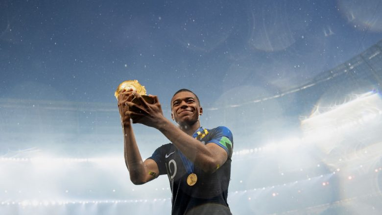 Kylian Mbappe (Foto: Getty Images/Guliver)