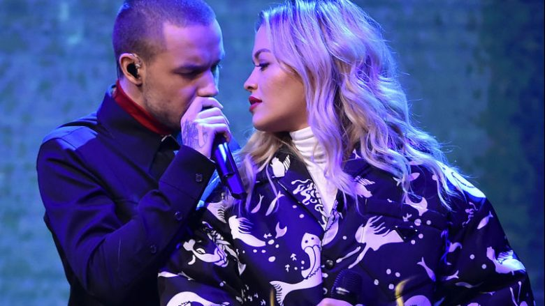 Liam Payne dhe Rita Ora (Foto Getty Images)