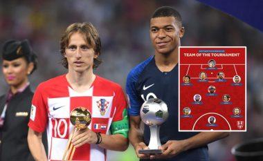 Formacioni më i mirë i Botërorit, dominon Franca
