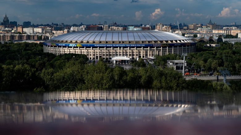 Luzhniki Stadium (Foto: Getty Images)