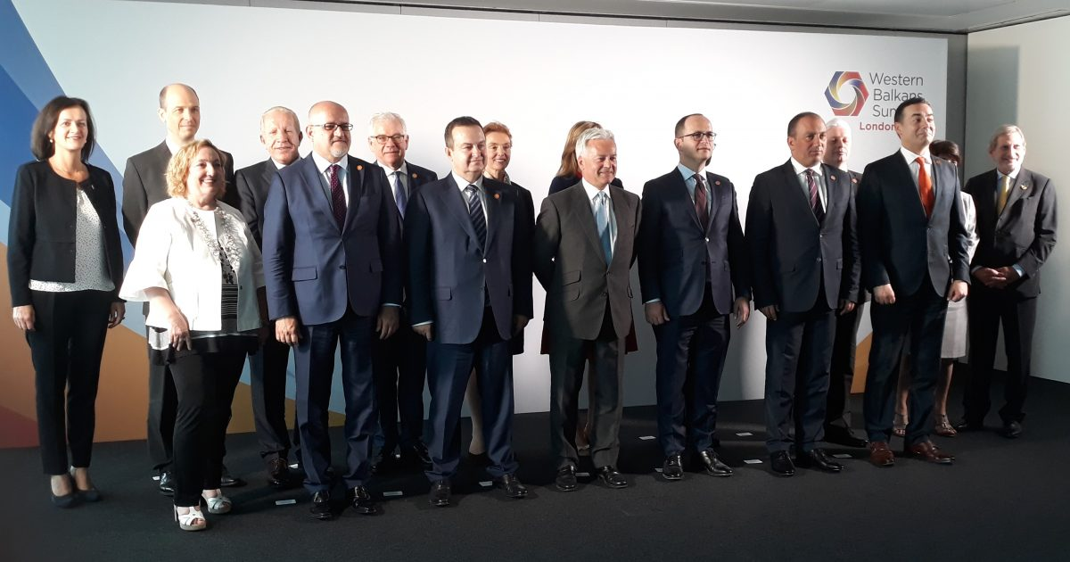 Pacolli në Samitin e Londrës: Është koha për Marrëveshje përfundimtare mes Kosovës dhe Serbisë