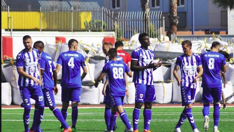 Prishtina me spektakël triumfon ndaj FC Europas, kalon në rrethin e parë të Ligës së Evropës