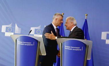 Thaçi: Sot ka filluar shembja e murit të izolimit të kosovarëve