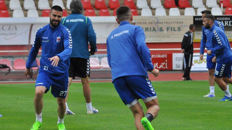 Prishtina luan pa gola si mysafir i Folas, rezultat i mirë para ndeshjes kthyese