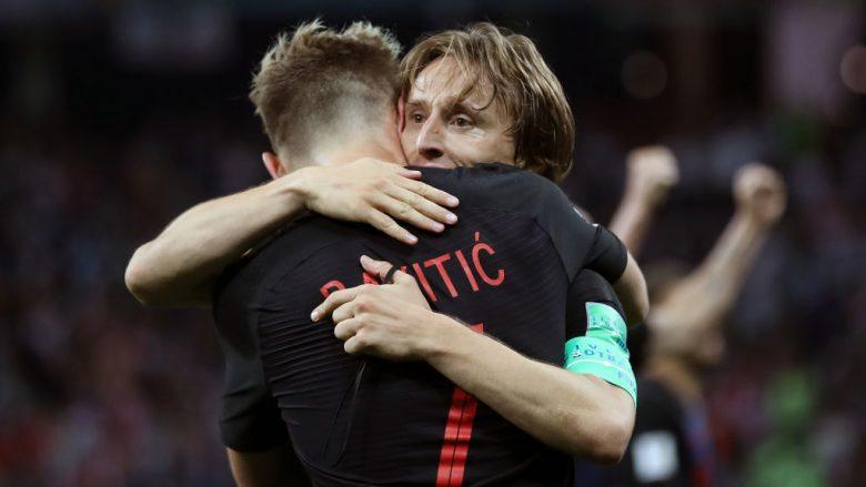 Rakitic: Modric meriton të zgjidhet lojtari më i mirë i Botërorit