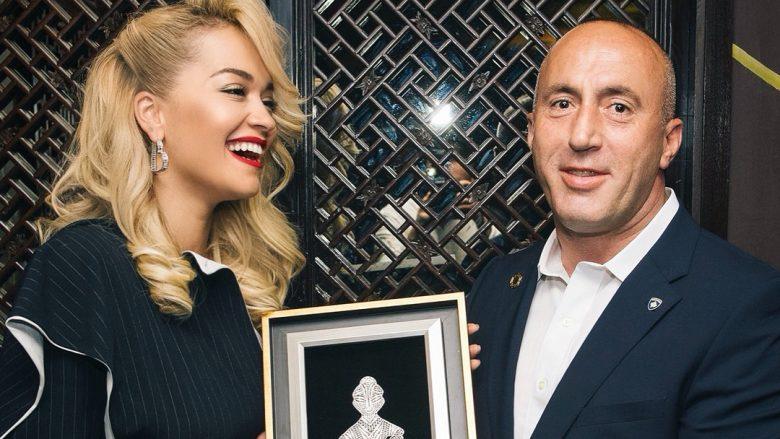 Rita: Jam tejet e nderuar dhe e përulur nga mbështetja që më jep Kosova