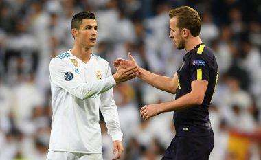 Tifozët e Real Madridit e votojnë Kanen si zëvendësues të Ronaldos, pas tij vijnë Icardi e Cavani