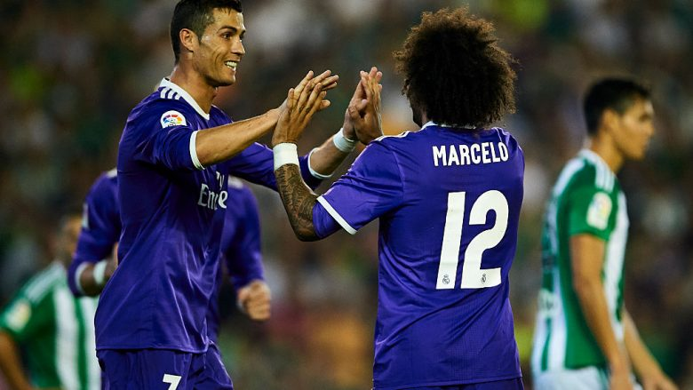 Ronaldo - Marcelo (Getty Images)