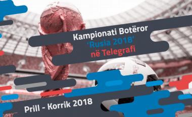 Botërori 2018: Telegrafi dha me sukses testin te lexuesi: Mbulimin special, dhurata dhe informim i drejtë (Statistika)