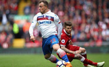 Liverpooli mbetet i interesuar në Shaqirin