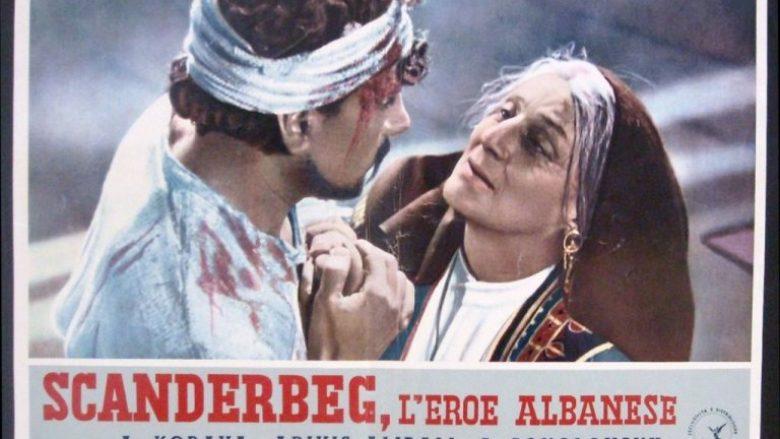 """Reagimet dhe suksesi i filmit shqiptaro-sovjetik """"Skënderbeu"""""""