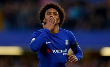 Barcelona troket dyert e Chelseat me ofertën e tretë dhe të fundit për Willian