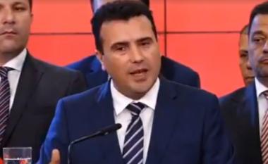 Zaev: Mesazhi për falje ka ndikuar tek deputetët, është sjellur vendim historik